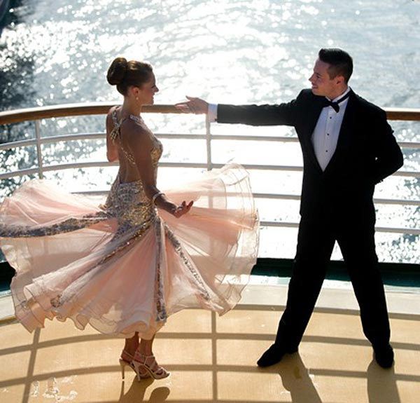 Ridings Travel offer dance cruises