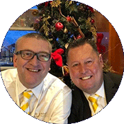 Mike and Gerry from Ridings Travel will find you the perfect holiday